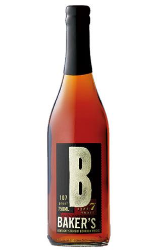 【正規品】ベーカーズ 7年 ケンタッキー ストレート バーボン ウイスキー 750ml 53% ハードリカー クラフトバーボン スモールバッチバーボン サントリーBAKER'S AGED 7 YEARS KENTUCKY STRAIGHT BOURBON WHISKY 750ml 53%【wineuki_BEK】