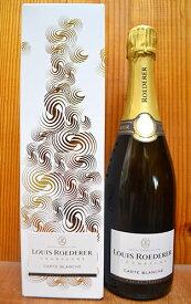 ルイ ロデレール カルト ブランシュ ドゥミ セック 正規代理店品 箱付 (箱入) ギフト (ルイ・ロデレール)Champagne Louis Roederer Carte Blanche Demis-sec (Reims)