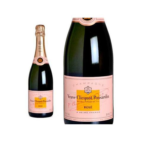 ヴーヴ クリコ ローズラベル ロゼ N.V 正規 箱なし 750ml シャンパン シャンパーニュ 泡 スパークリング (ヴーヴ・クリコ) (ヴーヴクリコ) (ブーブクリコ)Champagne Veuve Veuve Clicquot ROSE LABEL Brut Rose AOC Champagne