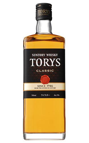 サントリー・ウイスキー・トリス・クラシック・700ml・37%SUNTORY WHISKY TORYS CLASSIC WHISKY 700ml 37%