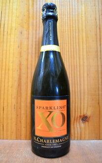 J&L·sharurumanyu·霞多麗幹白葡萄酒·勃朗·do·勃朗·發泡、X.O(白蘭地酒X.O)J&L Charlemagne Chardonnay Sparkling X.O(Cognac X.O)Blend of Pure(Since 1921)