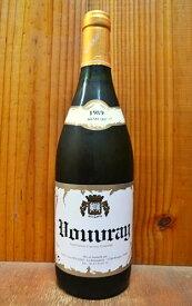 ヴーヴレ ドゥミ セック 1989 究極限定蔵出し古酒 オーク樽(600L樽)で12ヶ月熟成 カーヴ ド プサン元詰 AOCヴーヴレ セックVouvray Demi Sec [1989] Caves Poussin AOC Vouvray Sec