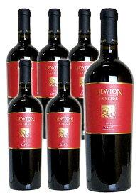 【送料無料・6本セット】ニュートン スカイサイド レッドブレント 2017年 ニュートン・ヴィンヤード 750ml×6 正規 (アメリカ カリフォルニア 赤ワイン)