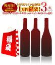 【送料無料】毎月1日のみの超限定販売!うきうきワインの玉手箱渾身1万円福袋!辛口赤コース・辛口白コース・辛口シャ…