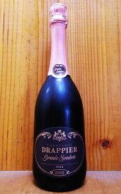 【2本以上ご購入で送料・代引無料】ドラピエ グラン サンドレ ロゼ ブリュット ヴィンテージ2010年 蔵出し限定品 フレンチオーク熟成(トロンセ産) AOCミレジム ロゼ シャンパーニュ 正規品DRAPPIER Champagne Grande Sendree Rose Brut Millesime 2010