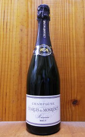 シャルル ド モンランシー シャンパーニュ レゼルヴ ブリュット ポール ローラン 泡 白 ワイン 辛口 750ml シャンパンCharles de Monrency Champagne Reserve Brut