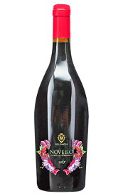 【予約】ヴェレノージ ノヴェッロ[2019]年(イタリア新酒)(イタリアヌーヴォー) 航空便 ヴェレノージ社Velenosi Novello [2019] Velenosi(Air)