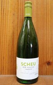 大型ボトル ヴァインホフ ショイ リースリング トロッケン 2019 ビッグサイズ ヴァインホフ ショイ元詰(ギュンター ショイ家元詰)Q.b.A 1L 1000ml ドイツ 白ワイン ワイン やや辛口