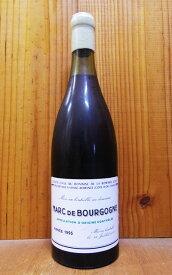 ドメーヌ ド ラ ロマネ コンティ マール ド ブルゴーニュ ミレジム 1995年 ドメーヌ ド ラ ロマネ コンティ元詰Marc de Bourgogne Millesime 1995 Domaine de la Romanee-Conti