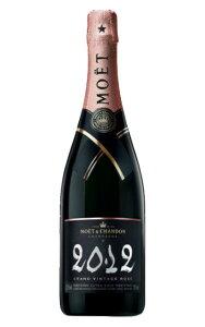 モエ エ シャンドン グラン ヴィンテージ ロゼ 2012年 正規代理店品 AOCミレジム ロゼ シャンパーニュMoet & Chandon Champagne Brut Rose Grand Vintage 2012 AOC Champagne