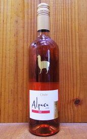 サンタ ヘレナ アルパカ ロゼ 2019 ロゼワイン 750mlSanta Helena Alpaca Rose [2019] chile (Valley-Central)