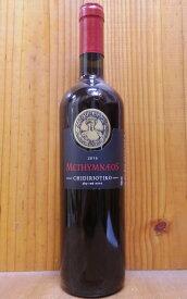 メシムネオス ドライ レッド 2016年 P.G.I.レスヴォス 年産わずか7527本Methymnaeos Dry Red Wine 2016 PGI Lesvos