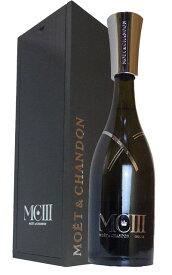 モエ エ シャンドン MCIII(MC3)(エム シー スリー)限定品 750ml ルイ ヴィトン グループ 高級シャンパーニュ(高級泡)豪華木箱入 直輸入品Moet et Chandon MCIII(MC3) AOC Champagne