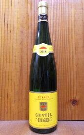 アルザス ジョンティ (ジェンティ) ヒューゲル 2018ヒューゲル 正規 白ワイン 750mlギフト 贈り物 お祝い