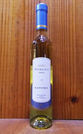 トカイ フルミント レイト ハーベスト カティンカ 2017 パトリシウス ハンガリー DHCトカイ 白ワイン ワイン 極甘口 375ml (トカイ・フルミント・レイト・ハーベスト・カティンカ)PATRICIUS Katinka Tokaji Furmint Late Harvest [2017]