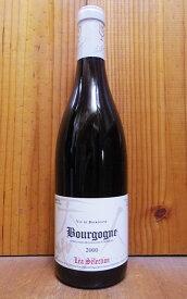 ブルゴーニュ ピノ ノワール 2000年 限定秘蔵品 ルー デュモン レア セレクション AOCブルゴーニュ ピノ ノワールBourgogne Pinot Noir 2000 Lou Dumont Lea Selection AOC Bourgogne Pinot Noir