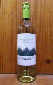 【500均】ミラモンテ・ソーヴィニヨンブラン&セミヨン・カロリーナ・ワイン・ブランズ社・D.O.セントラル・ヴァレーMIRAMONTE Sauvignon Blanc-Semillon D.O. Valle Central