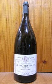 【大型ボトル】シュヴァリエ モンラッシェ グラン クリュ 特級 2007年 究極限定秘蔵古酒 シャルル トマ AOCシュヴァリエ モンラッシェChevalier Montrachet Grand Cru 2007 MG Maison Charles Thomas (Jean Lefort)(Moillard)AOC Chevalier Montrachet Grand Cru