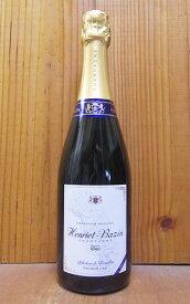 アンリエ バザン シャンパーニュ プルミエ クリュ(一級) セレクション ド パルセール ブリュット 蔵出し限定品 R.M 生産者元詰 (マリー ノエル レイノン アンリエ家元詰) ビオディナミHenriet-Bazin Champagne 1er Cru Selection de Parcelles Brut R.M AOC Champagne