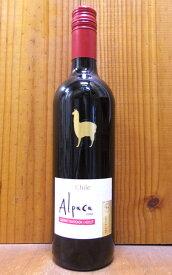 サンタ ヘレナ アルパカ カベルネ メルロー 2020 DO セントラル ヴァレー チリ 赤ワイン 辛口 ミディアムボディ 750mlSanta Helena