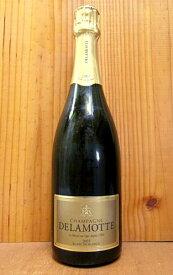 ドゥラモット シャンパーニュ ブラン ド ブラン ミレジメ 2012年 ドゥラモット社 正規品 メニル シュール オジェ AOCミレジム シャンパーニュDelamotte Champagne Blanc de Blancs Millesime 2012 Le Mesnil Sur Oger