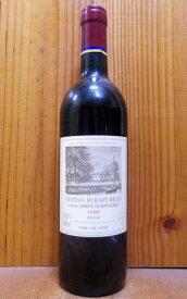 シャトー デュアール ミロン ロートシルト 1990年 AOCポイヤック メドック グラン クリュ クラッセ 公式格付第四級 秘蔵30年熟成古酒CHATEAU Duhart-Milon Rothschild 1990 AOC Pauillac