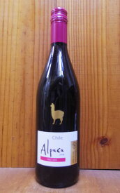 サンタ ヘレナ アルパカ ピノ ノワール 2019年 D.Oセントラル ヴァレーSanta Helena Alpaca Pinot Noir 2019 chile(Valley-Central)