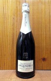 【3本以上ご購入で送料・代引無料】A.R.ルノーブル グラン クリュ 特級 マグ16 ブラン ド ブラン 蔵出し限定品 一部樽熟成 2016年A.R. Lenoble Grand Cru (Chouilly 100%) Mag16 Blanc de Blancs AOC Champagne (Grand Cru Blanc de Blanes) Dosage 5g/l