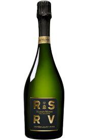 マム シャンパーニュ RSRV キュヴェ R(ルネ) ラルー プレステージ ブリュット ミレジム 2002年 AOCミレジム シャンパーニュ(正規代理店輸入品)G.H. Mumm RSRV Cuvee R. Lalou Champagne Cuvee Prestige Millesime [2002] AOC Millesime Champagne