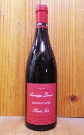 ブルゴーニュ ピノ ノワール 2017年 ドミニク ローラン社 AOCブルゴーニュ ピノ ノワール 正規品 赤 辛口Bourgogne Pinot Noir 2017 Dominique Laurent AOC Bourgogne Pinot Noir