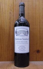 シャトー スータール 1997 AOCサンテミリオン グラン クリュ クラッセ (特別級) 赤ワイン ワイン 辛口 フルボディ 750mlChateau Soutard 1997 AOC Saint-Emillion Grand Cru Classe