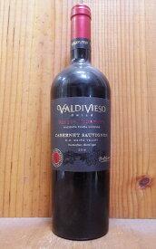 バルディビエソ シングル ヴィンヤード マイポ ヴァレー カベルネ ソーヴィニヨン レセルバ 2016 赤ワイン 辛口 フルボディ 750ml チリ マイポ ヴァレー D.O マイポ ヴァレー