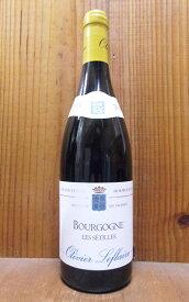 ブルゴーニュ レ セティーユ ブラン 2018年 オリヴィエ ルフレーヴ AOCブルゴーニュ ブラン 正規品Bourgogne Les Setilles Blanc 2018 Olivier Leflaive AOC Bourgogne Blanc