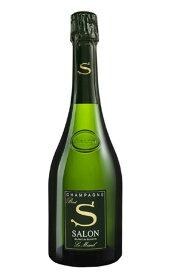サロン シャンパーニュ ブラン ド ブラン ミレジム 2002年 正規代理店輸入品 AOCミレジム シャンパーニュSALON CHAMPAGNE BLANC DE BLANCS (Le Mesnil) Brut Millesime 2002 AOC Millesime Champagne