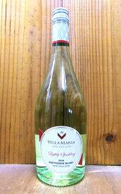 ヴィラ マリア プライベートビン ライトリー スパークリング ソーヴィニヨン ブラン 2019 正規 白 辛口 泡 スパークリング ワイン 白ワイン 750mlVILLA MARIA Saubignon Blanc Lightly Sparking [2019]
