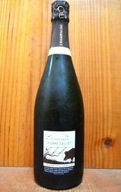 ピエール カロ シャンパーニュ グラン クリュ 特級(アヴィーズGC100%) ミレジム 2011年 蔵出し品 ヴィーニュ アンシエンヌ ヴィエイユ ヴィーニュ(1952年植樹)シャルドネ100% ブリュット 瓶内熟成驚異の79ヶ月以上熟成 正規品Pierre Callot Champagne Grand Cru