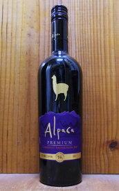 サンタ ヘレナ アルパカ プレミアム カベルネ ソーヴィニヨン 2019年 DOセントラル ヴァレーSanta Helena Alpaca Premium Cabernet Sauvignon 2019 chile(Valley-Central)