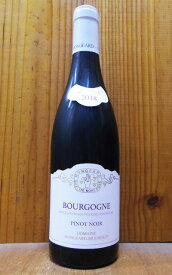 【6本以上ご購入で送料・代引無料】ブルゴーニュ ピノ ノワール 2018年 蔵出し品 手摘み100% ドメーヌ モンジャール ミュニュレ元詰 AOCブルゴーニュ ピノ ノワールBourgogne Pinot Noir 2018 Domaine Mongeard-Mugneret AOC Bourgogne Pinot Noir