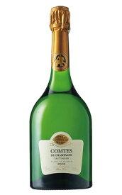 テタンジェ コント ド シャンパーニュ ブリュット ミレジム 2008年 蔵出し限定品(正規代理店輸入品)ブラン ド ブランTAITTINGER Comtes de Champagne Millesime 2008 Blanc de Blancs AOC Millesime Champagne