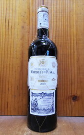 マルケス デ リスカル ティント レセルヴァ 2015 DOC リオハ スペイン リオハ 赤ワイン 辛口 フルボディ 750ml (マルケス デ リスカル ティント レセルヴァ)Heredenes Del Marques De Riscal Tinto Reserva [2015] DOC Rioja
