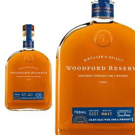 ウッドフォード リザーブ ケンタッキー ストレート モルト ウイスキー 750ML 45.2%WOODFORD RESERVE KENTUCKY STRAIGHT MALT WHISKY 750ml 45.2%