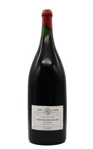 特大瓶 コルトン グラン クリュ 特級 レ コンブ 1964年 セラー出し 究極限定秘蔵古酒 ジャン ルフォール社(モワラール社) 正規品 ジェロボアム 3L(3000ml)57周年ワインCorton Grand Cru Les Combes 1964 Jean