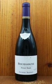 【6本以上ご購入で送料・代引無料】ブルゴーニュ ピノ ノワール 2018年 セラー出し オーク樽熟成 フレデリック マニャン(ノンフィルター 無清澄)正規品 AOCブルゴーニュ ピノ ノワールBourgogne Pinot Noir 2018 Frederic Magnien AOC Bourgogne Pinot Noir