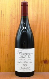 【6本以上ご購入で送料・代引無料】ブルゴーニュ ピノ ノワール フュ ド シェーヌ 2018年 ニコラ ポテル社 AOCブルゴーニュ ピノ ノワールBourgogne Pinot Noir Fut de Chene 2018 Nicolas Potel AOC Bourgogne Pinot Noir