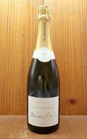 ワーグナー&コー シャンパーニュ ブリュット トラディション AOCシャンパーニュ ミュティニー村本拠地 高級泡 シャンパン 白 辛口Champagne Wagner & Co. Brut Tradition AOC Champagne
