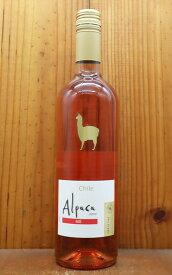 サンタ ヘレナ アルパカ ロゼ 2020 ロゼワイン 750mlSanta Helena Alpaca Rose [2020] chile (Valley-Central)