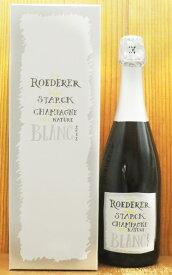 ルイ ロデレール ブリュット ナチュール フィリップ スタルクモデル ヴィンテージ 2012年 正規品 AOC(ミレジム)シャンパーニュ 豪華箱入(ギフト箱入)Louis Roederer Brut Nature Philippe Starck Model Millesime 2012 Gift Box AOC Millesime Champagne