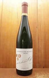 トリッテンハイマー アポテーケ アウスレーゼ 1991年 ビショフリッヒェ ヴァインギューター トリアー元詰 ドイツ モーゼル アイテルスバッハー リースリング100% 飲み頃30年熟成品Trittenheimer Apotheke Auslese 1991 Bischofliche Weinguter Trier