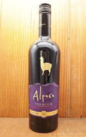 サンタ ヘレナ アルパカ プレミアム カベルネ ソーヴィニヨン 2020年 DOセントラル ヴァレーSanta Helena Alpaca Premium Cabernet Sauvignon 2020 chile(Valley-Central)