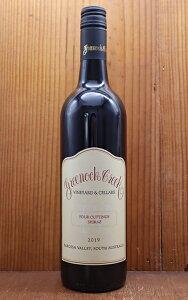 グリーノック クリーク フォー カッティング シラーズ 2019 グリーノック クリーク アルコール度数15% オーク樽16ヶ月熟成 南オーストラリア バロッサ オーストラリア 赤ワイン 750mlFOUR CUTTING